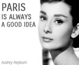 hepburn paris